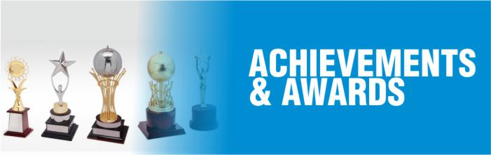 Achivements&awards